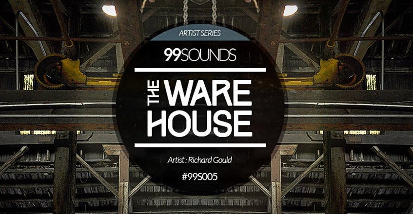 99Sounds The WareHouse Horror Sound Effects