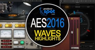 AES 2016: Waves Audio New Plugins