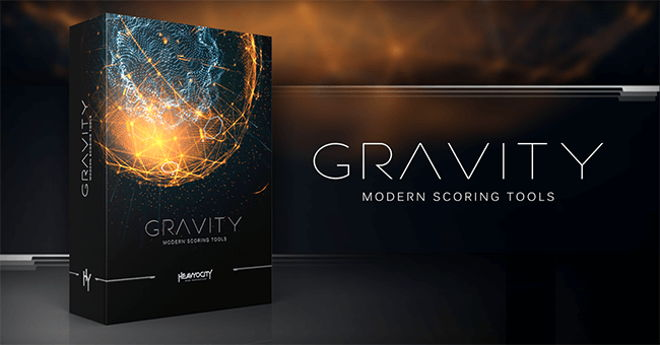 Heavyocity Gravity Kontakt Instrument by Heavyocity