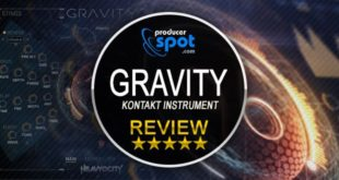 Review: Gravity Kontakt Instrument by Heavyocity