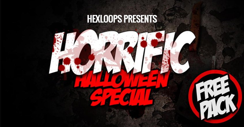 Horrific Halloween Special Free Sounds