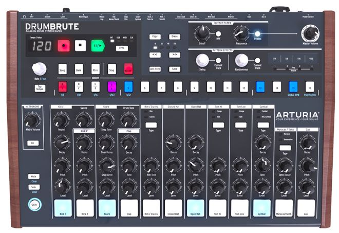 sync looper with drum machine