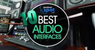 10 Best Audio Interfaces for Home Studios