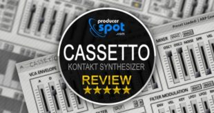 Review: Cassetto Kontakt Synthesizer by HG Sounds