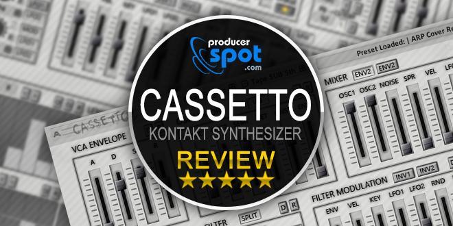 Cassetto Kontakt Synthesizer