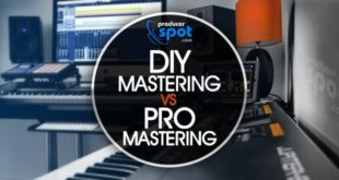 DIY Audio Mastering vs Professional Mastering