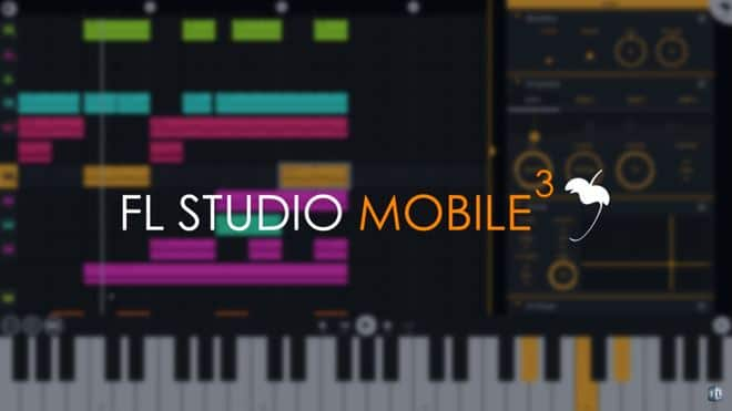 FL Studio Mobile 3 Android App