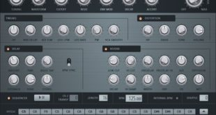 Transistor Bass for FL Studio 12.3