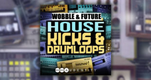 Free House Kicks and Drum Loops Released by Audentity