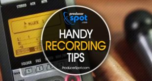 Handy Recording Tips
