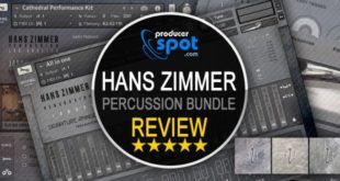 "Review: ""Hans Zimmer Percussion Bundle"" by Spitfire Audio"