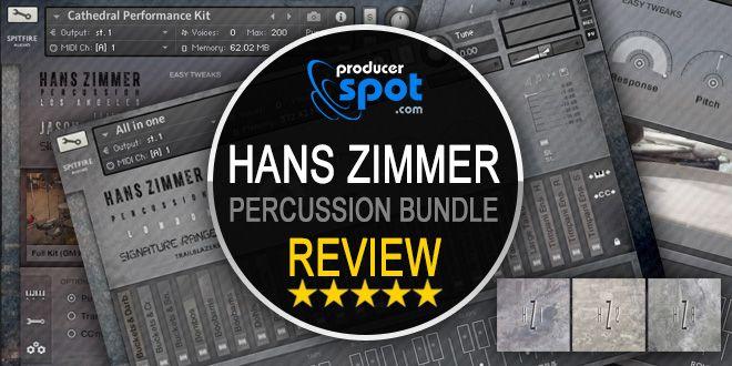 Hans Zimmer Percussion Bundle