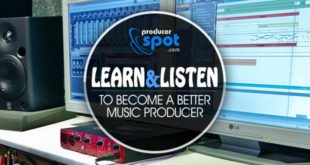 Learn & Listen to Become A Better Music Producer