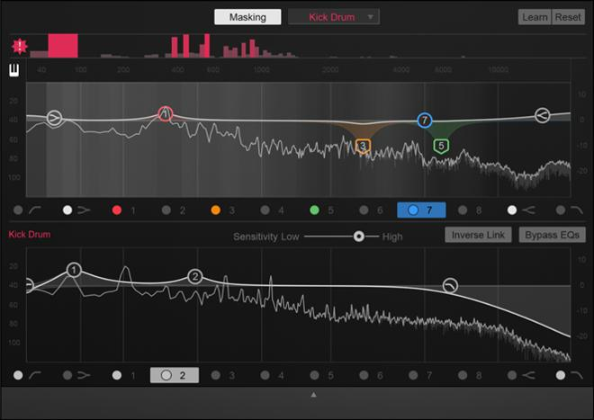 iZotope Neutron Mixing Plugin