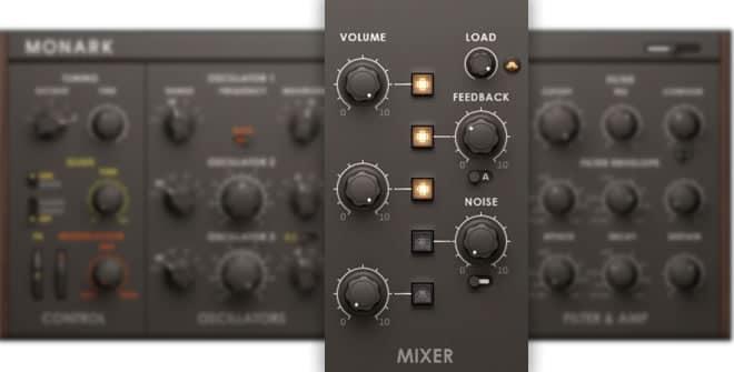 MONARK Mixer