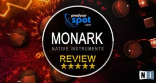 MONARK Reaktor Synth