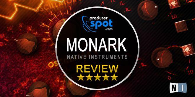 MONARK Reaktor Synth
