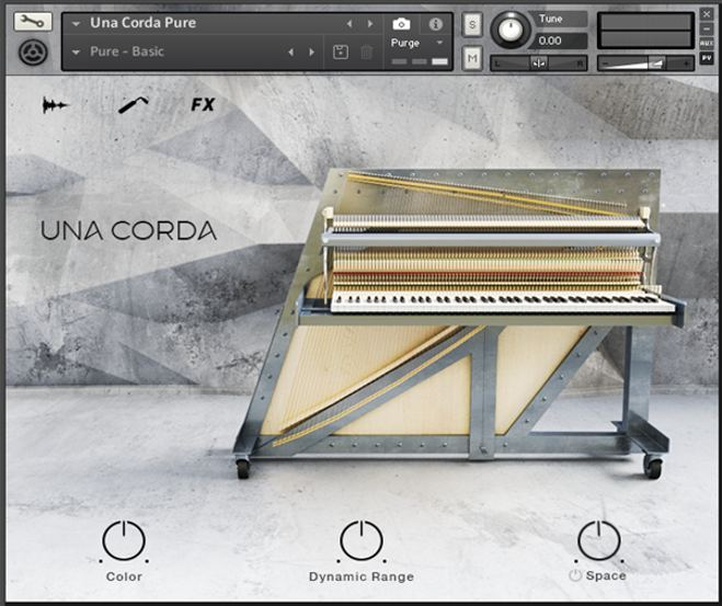 ni-una-corda-kontakt-interface