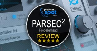 Review: PARSEC 2 Reason Rack Synthesizer by Propellerhead