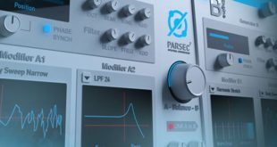 Parsec 2 Spectral Synth for Reason by Propellerhead