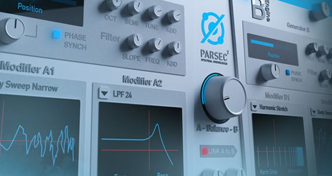 Parsec 2 Reason Synth Extension