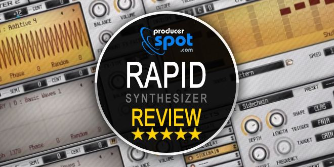 RAPID Software Synthesizer