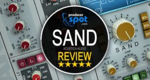 Review: SAND Channel-Strip Plugin by Acustica-Audio