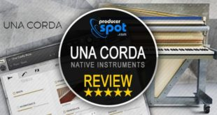 "Review: ""Una Corda"" Kontakt Instrument by Native Instruments"