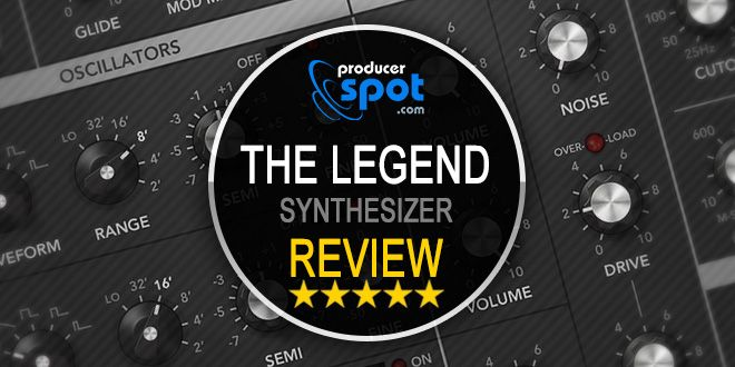 Review The Legend by Synapse Audio