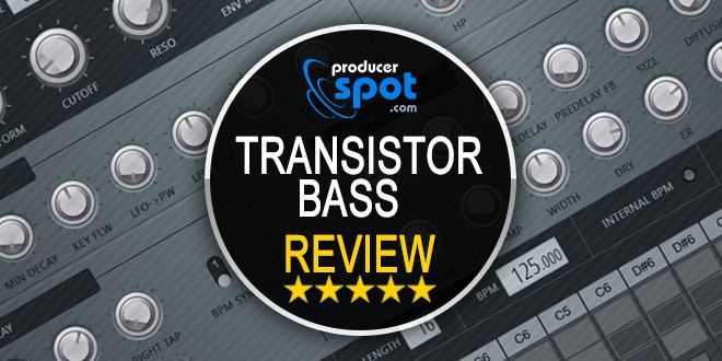 Transistor Bass Synthesizer Review