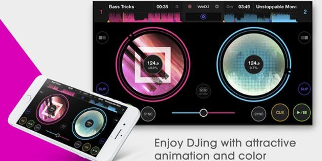 WeDJ App for iPhone Announced by Pioneer