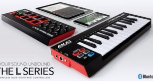 AKAI Wireless MIDI Controllers