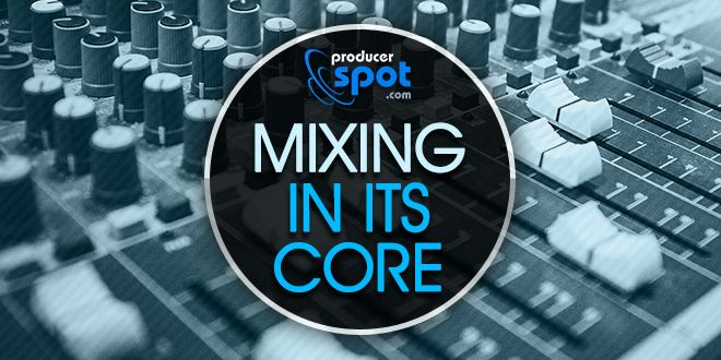 Mixing Tutorial: What is Audio Mixing