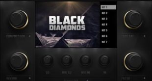 """Black Diamonds"" Kontakt Library"