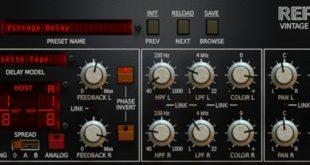 D16 Group REPEATER Dual-Delay Plugin