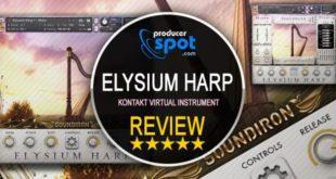 Elysium Harp Kontakt Instrument