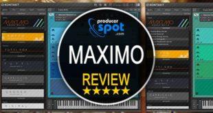 MAXIMO Orchestra Virtual Instrument