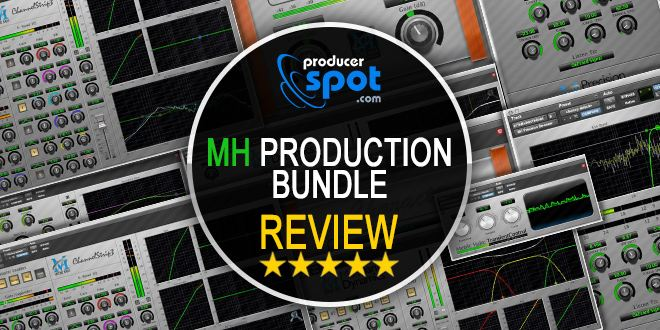 Metric Halo Production Bundle Plugins
