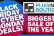 Black Friday 2016 Plugin Boutique DEALS