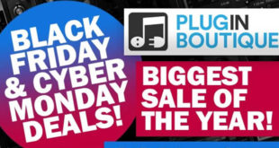 Plugin Boutique Black Friday 2016