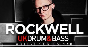 Rockwell UK Drum and Bass Sample Pack