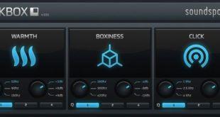SoundSpot KickBox Plugin