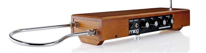 Theremin Hardware Unit