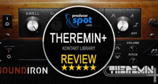 THEREMIN+ Kontakt Library by Soundiron