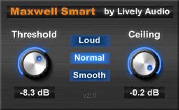 Maxwell Smart Free Limiter VST