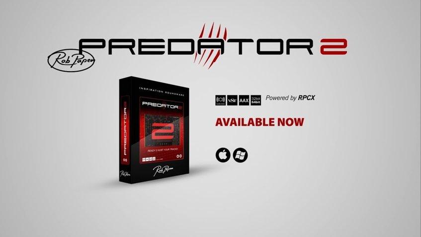 Rob Papen Predator 2 VST Synthesizer