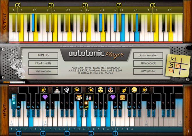 AutoTonic Player FREE plugin