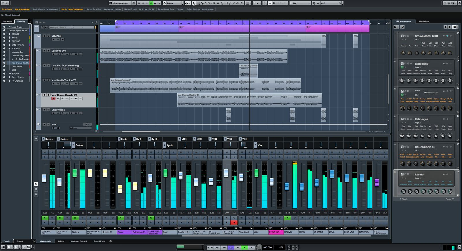 Cubase 9 Music Software DAW