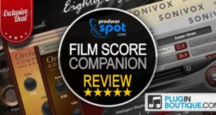 Film Score Orchestral VST Plugin