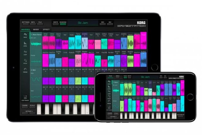 Korg iWavestation Synth App